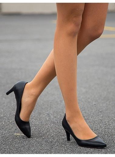 Mecrea Stiletto Siyah